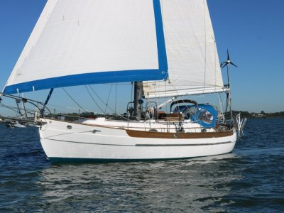 Hans Christian 33 Cutter Rig Sloop