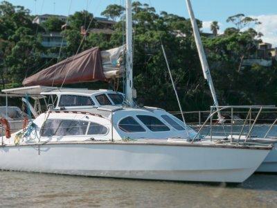 Sail Craft Iroquois 30 - 1967 MK1