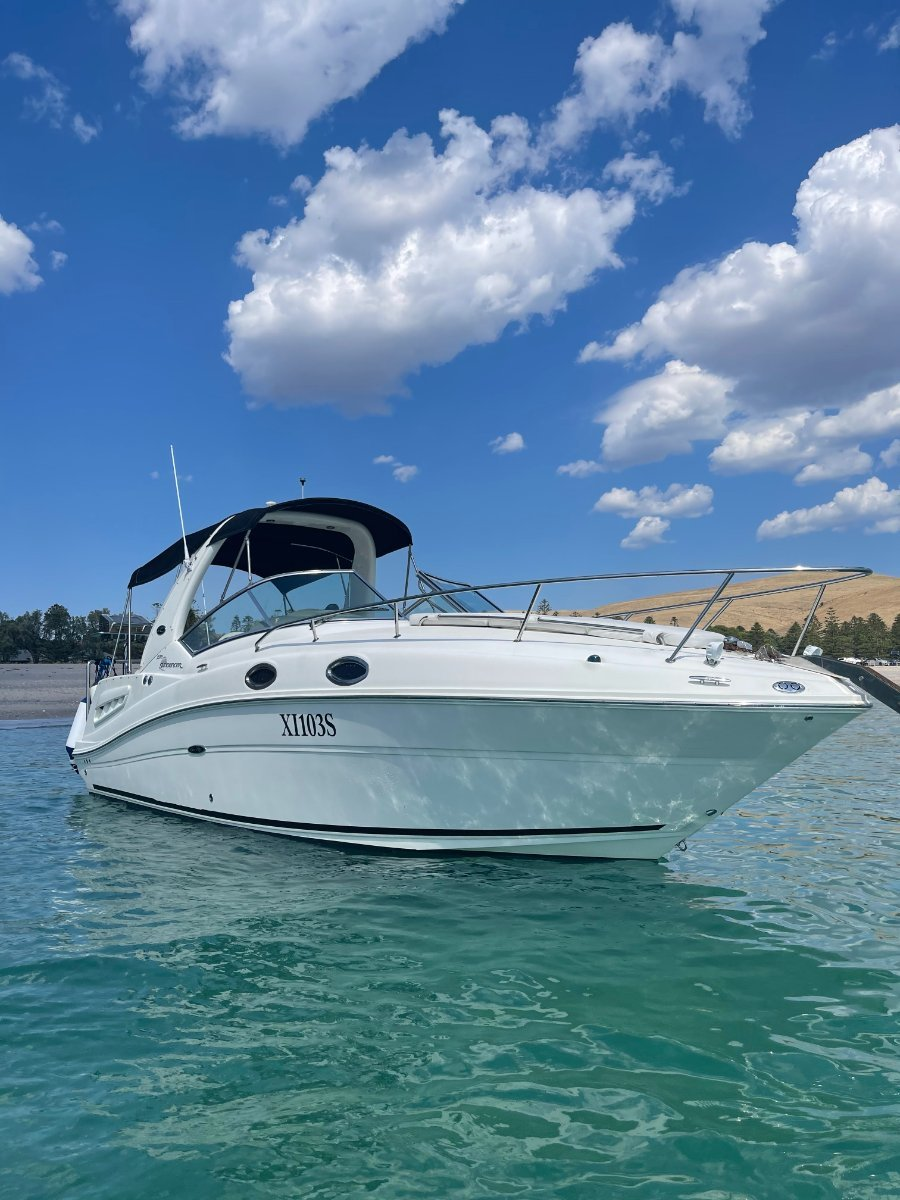 Sea Ray 275 Sundancer In Excelent condition