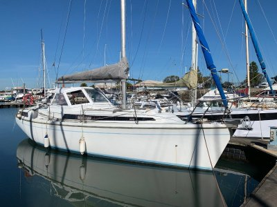 Alan Wright Oceans 11 Yacht