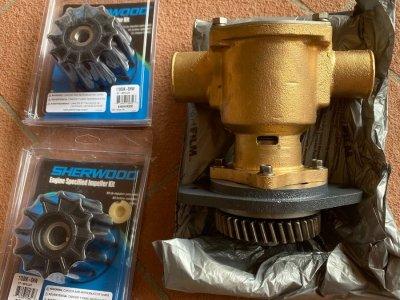Sherwood P1722C Seawater Pump