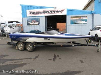 Madison Caprice Ski Boat