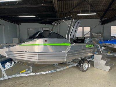 DNA Alloy Boats NZ 500XC
