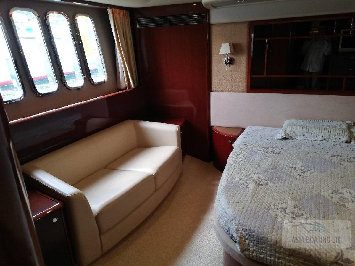 Princess 67 2007 built in UK