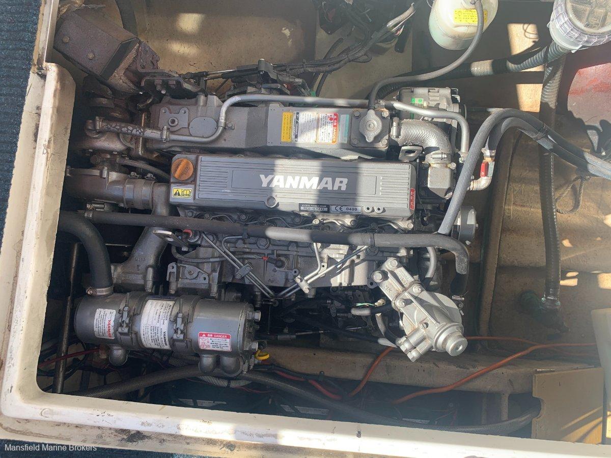 Randell 34 Flybridge Twin Diesel