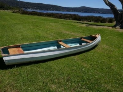 Canadian Touring Canoe Custom