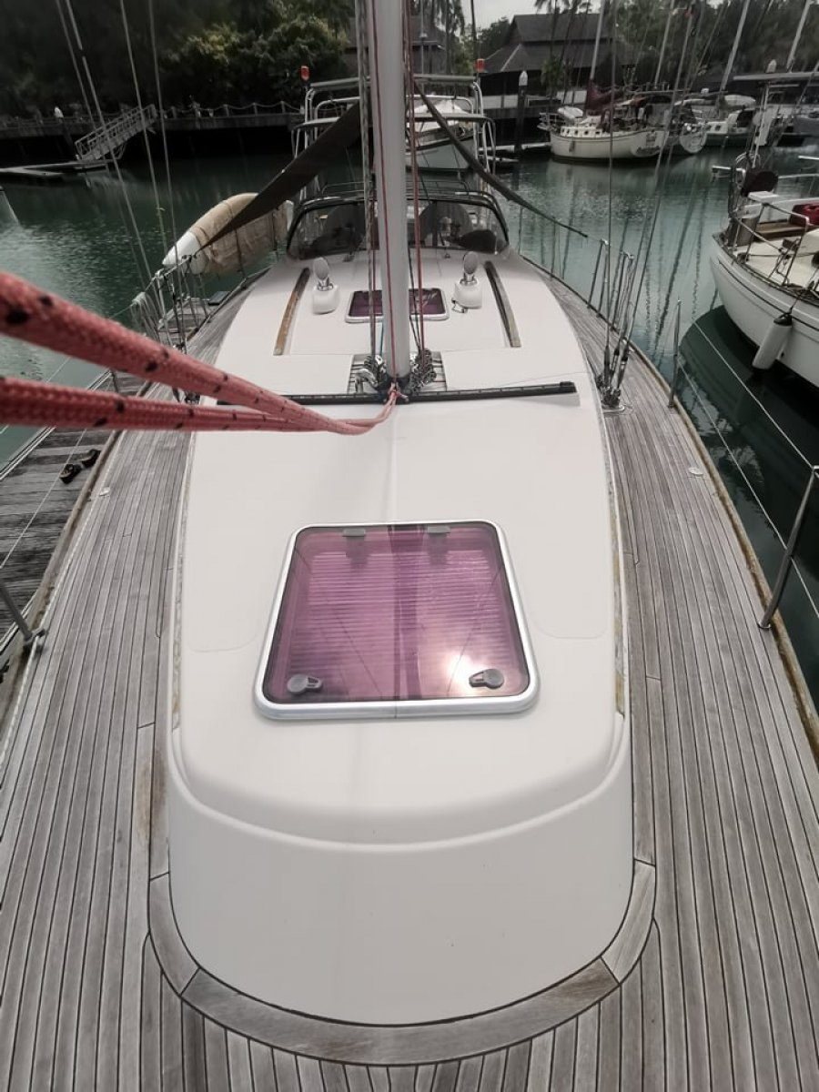 Moody 41AC Sailing boat for sale in Langkawi, Malaysia