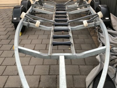 2017 Easytow Tandem Premium Boat Trailer