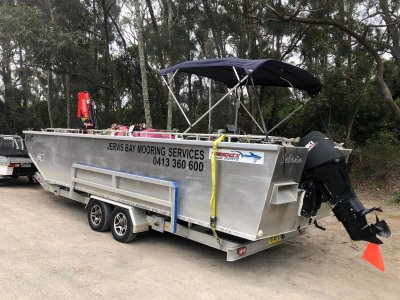 Jervis Bay Mooring Services