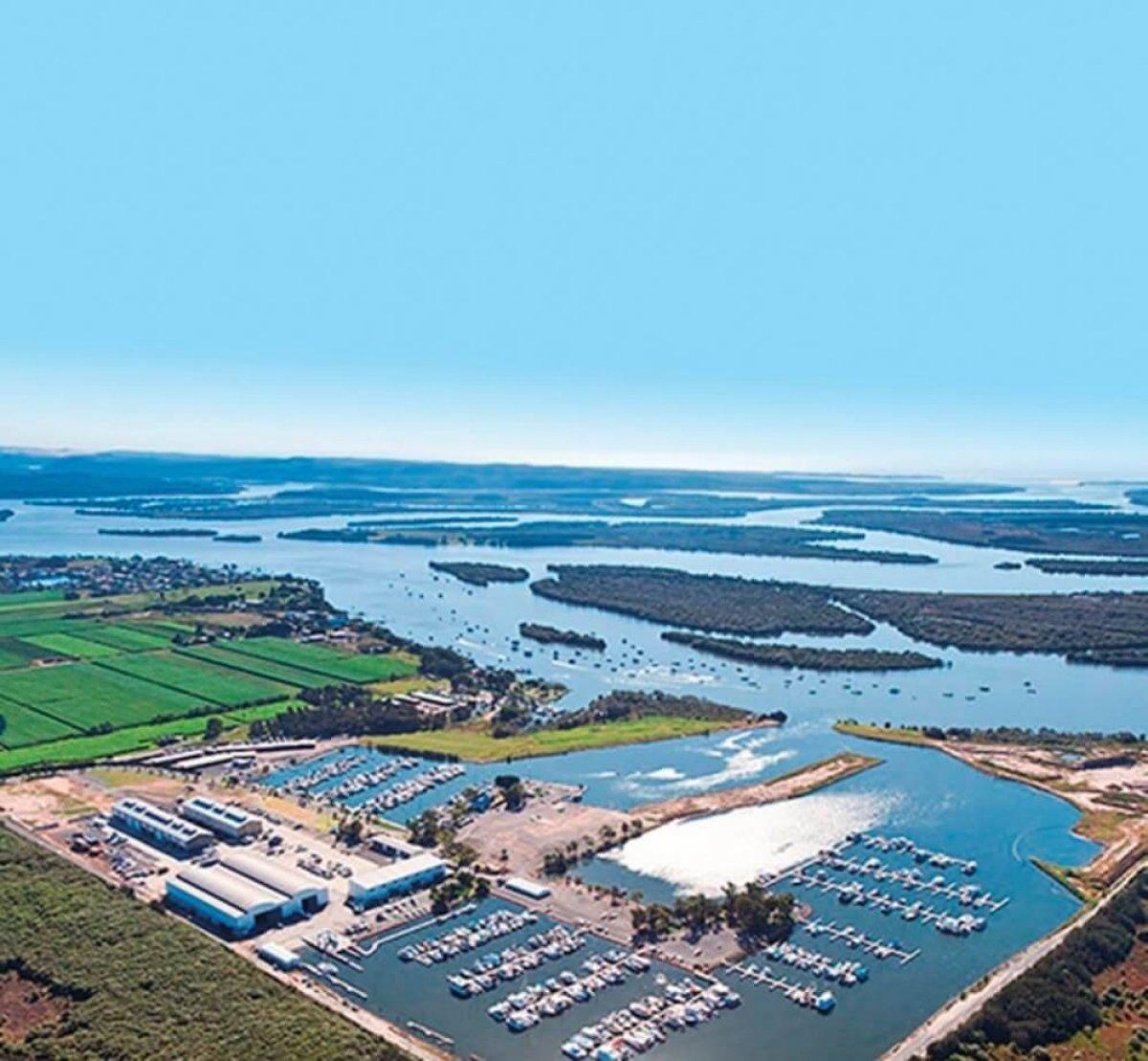 FOR SALE or RENT - 12M Multihull Marina Berth at Horizon Shores Marina:Horizon Shores Marina