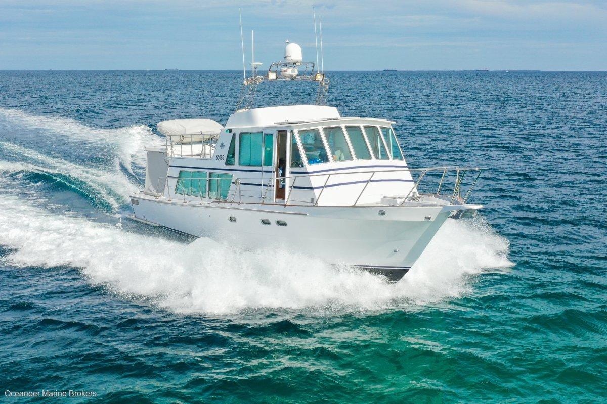 Randell 48 Raised Wheelhouse Cruiser