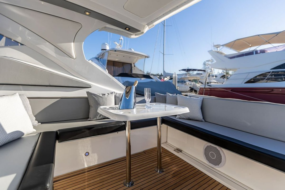 Schaefer 375 HT CURRENTLY LOCATED IN MOSMAN SYDNEY NSW