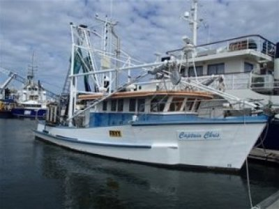 AUCTION - Commercial Trawlers, Licences & Quota