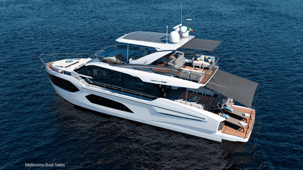 Absolute 60 Fly - NEW MODEL