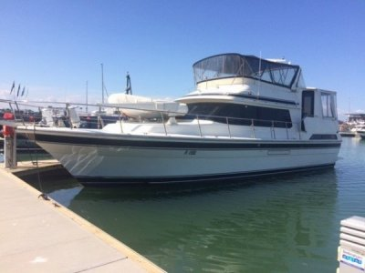 Vista 49 Flybridge