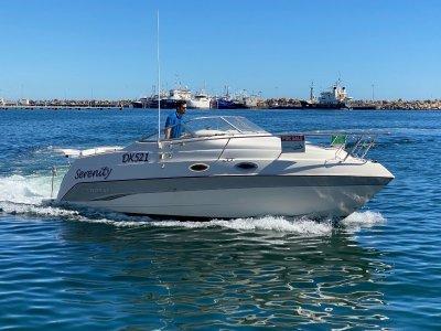 Stingray 240CS New Manifolds and Risers