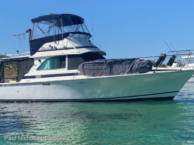Bertram 35 Flybridge GREAT ENTERTAINER AND PRICED TO SELL !!!!