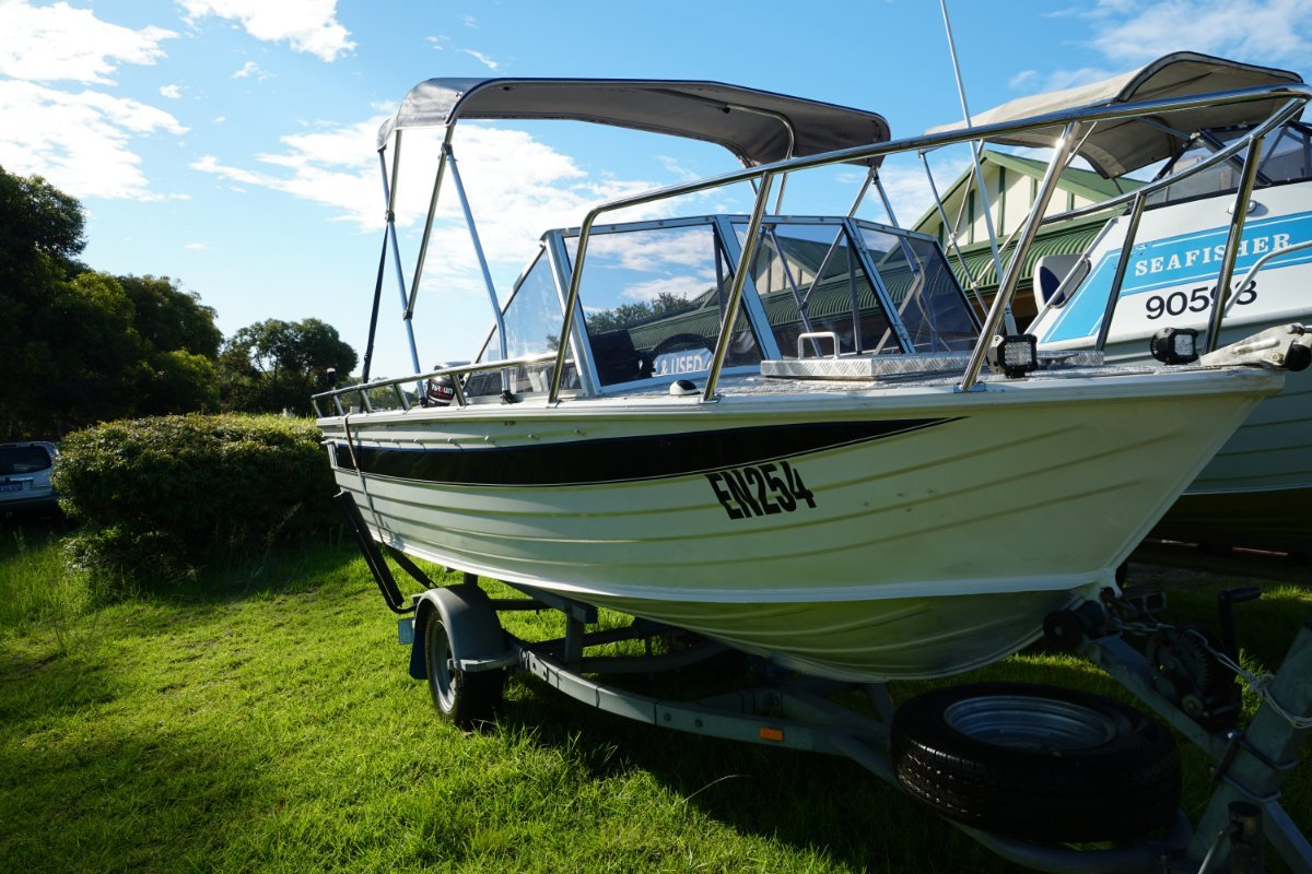 Stacer 444 Runabout