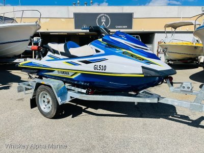 Yamaha VXR 1800 WaveRunner in Excellent Condition