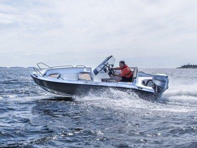 Silver Boats Fox