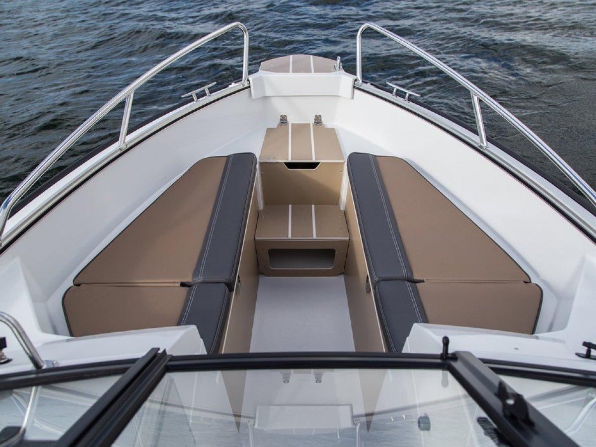 Silver Boats Eagle BR ALUFIBRE