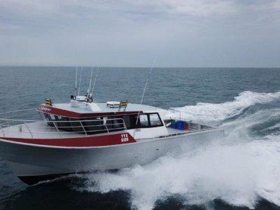 Gavin Mair Cray Boat