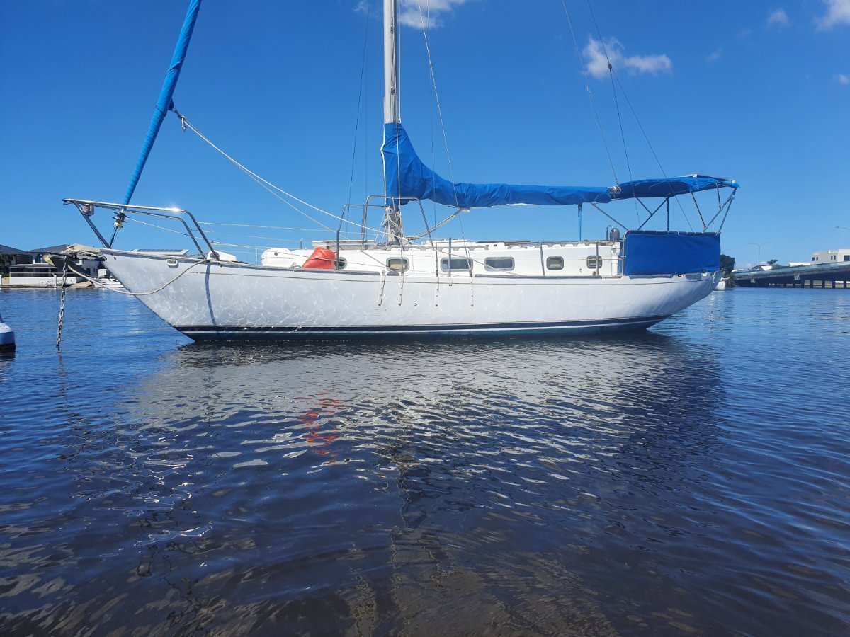 Seabreeze 35 Cruising Yacht