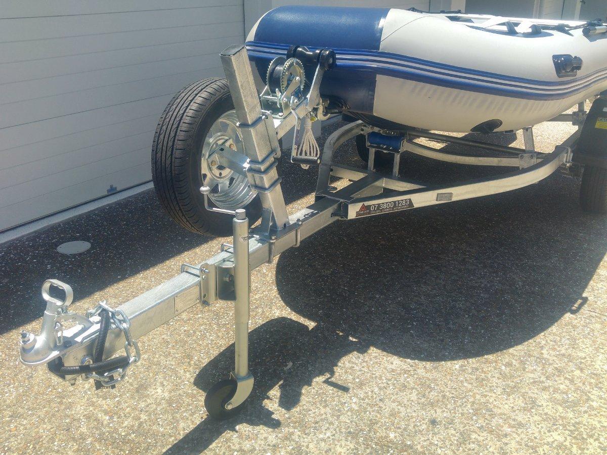 Seatan 380 Seatan boats and Outboards