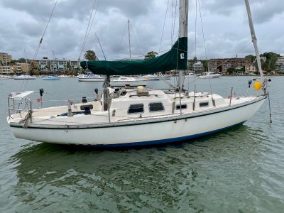 Compass 29 Rigging done 2017 $8,500 spent! Special yacht