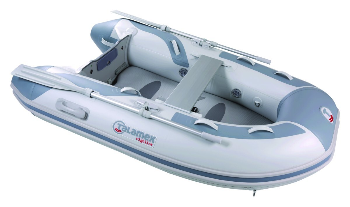 Talamex Highline 230 Air Floor Inflatable Boat