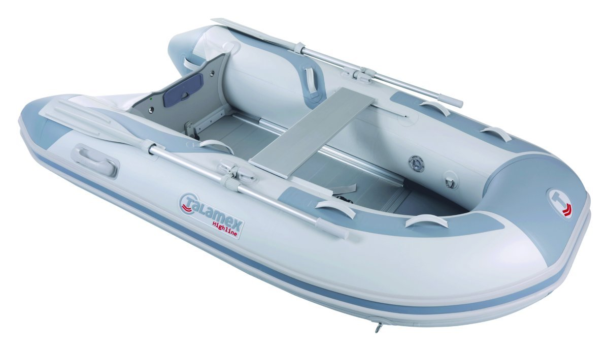 Talamex Highline 400 Alu Floor Inflatable Boat