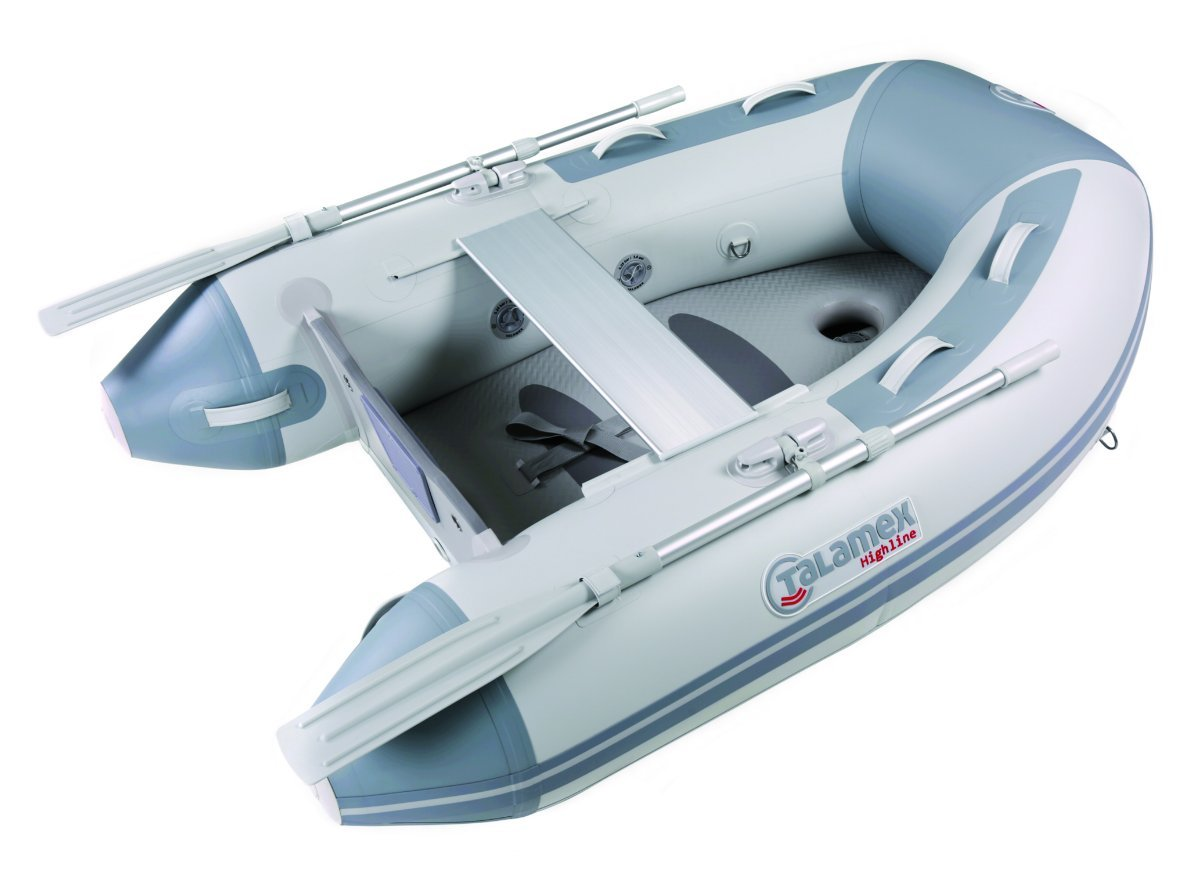 Talamex Highline x-light 275 Air Floor Inflatable Boat - IN STOCK NOW !