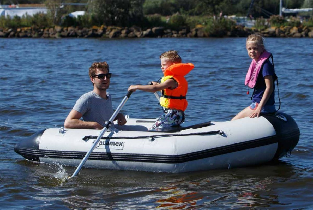 Talamex Aqualine 250 Slatted Floor Inflatable Boat - IN STOCK NOW !