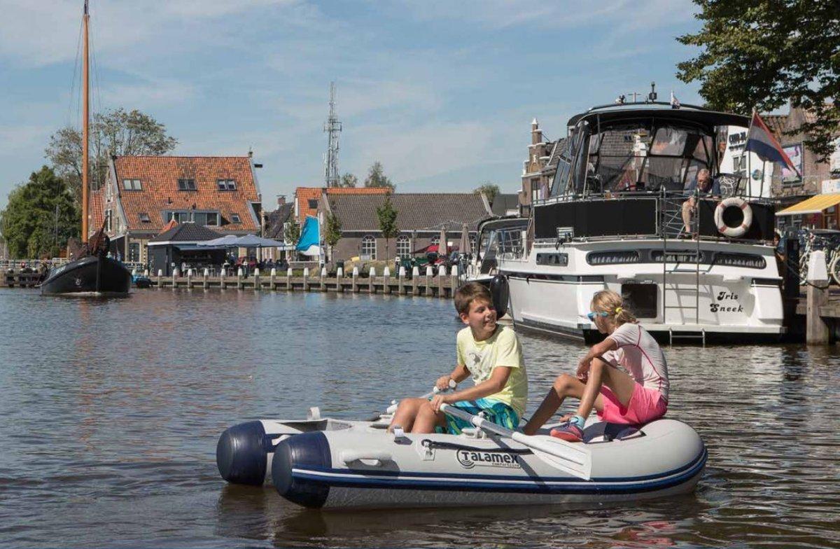 Talamex Comfortline 250 Alu Floor Inflatable Boat