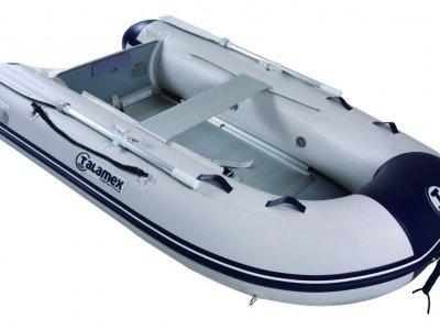Talamex Comfortline 300 Alu Floor Inflatable Boat