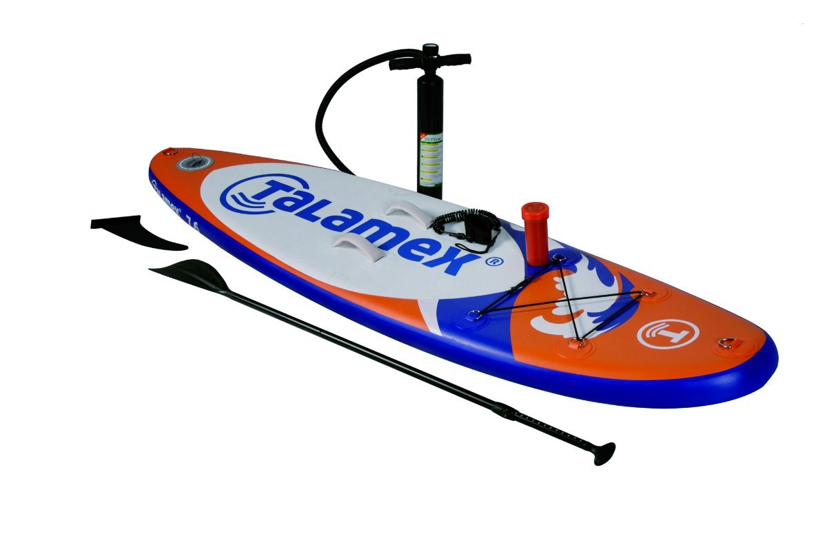 Talamex SUP 7.6 Wave Inflatable Stand-Up Paddle Board