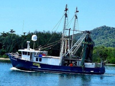 Steel Trawler 19.98m +East Coast/Torres Package