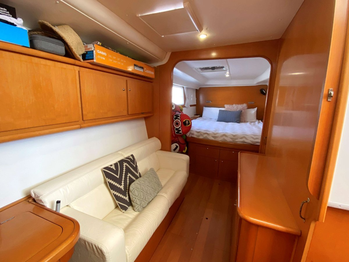 Lagoon 440 - 3 Cabin Owners Version