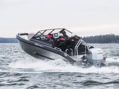 Silver Boats Eagle