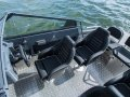 Silver Boats Eagle BRX:Second row seats are optional