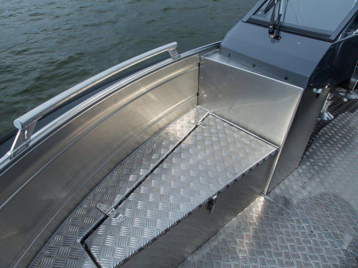 Silver Boats Eagle BRX
