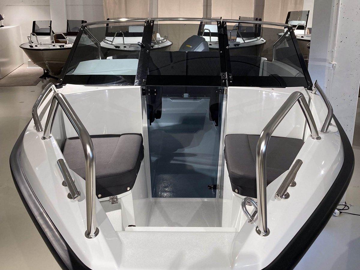 Silver Boats Puma Brz