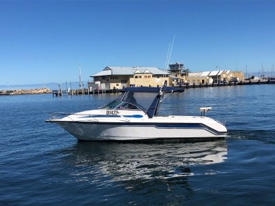 Whittley SL 22 ideal trailerable fishing boat- Click for more info...