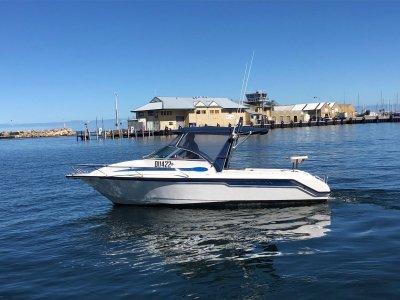Whittley SL 22 ideal trailerable fishing boat