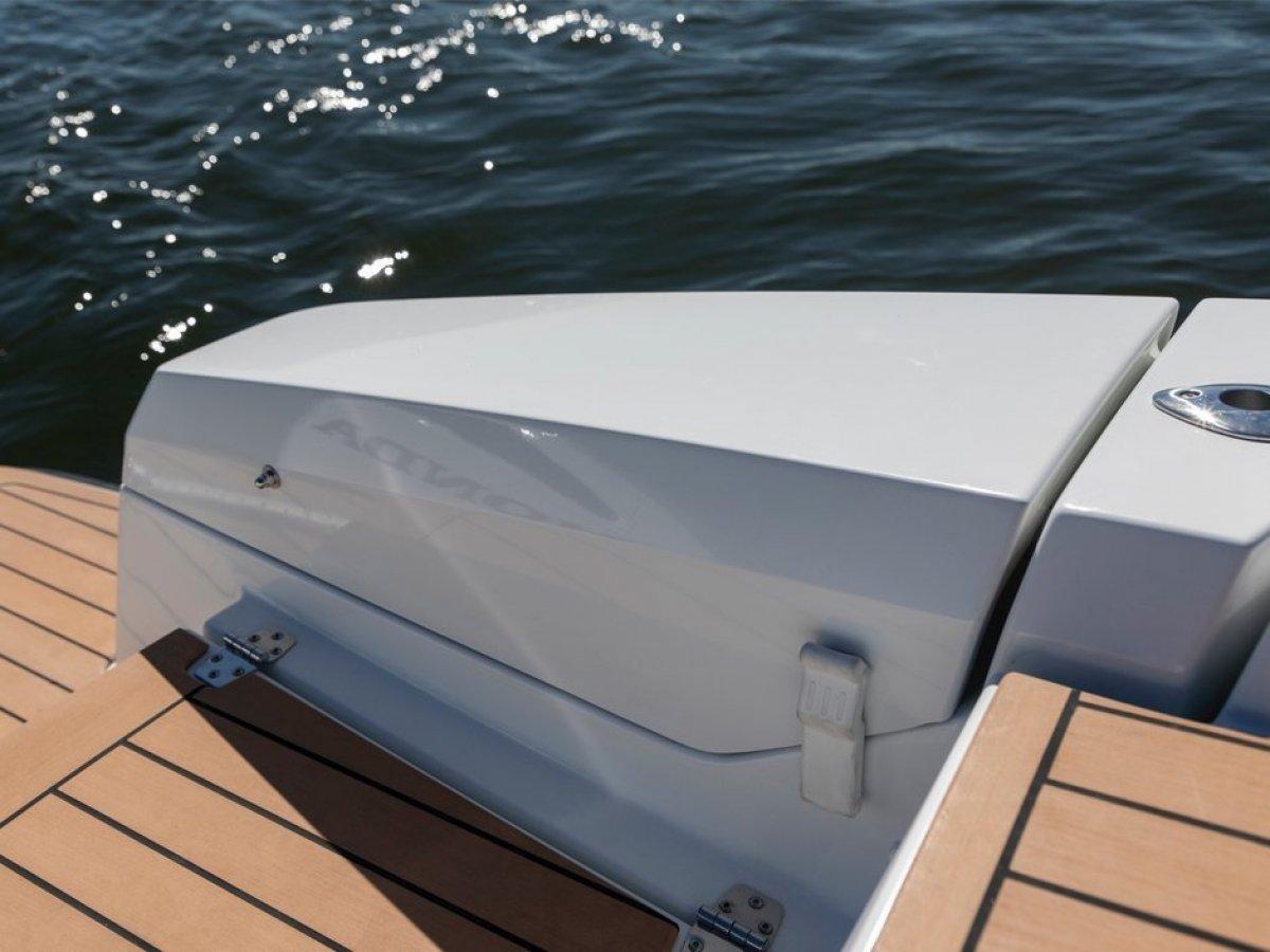 Silver Boats Viper DCz