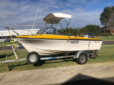 Swiftcraft Runabout