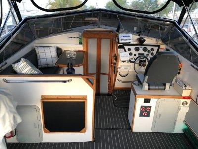 Seafarer Sport SM 2800 2800 Wide Body with 250HP Turbo Diesel & EDC