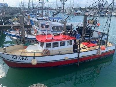 Hartley Ex Fishing Vessel