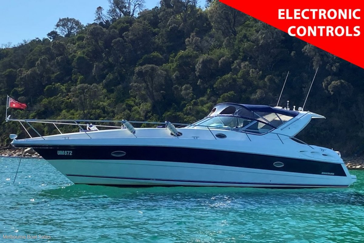 Mustang 4200 Sportscruiser - WITH ELECTRONIC CONTROLS
