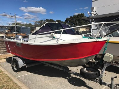 TrailEzy 4.5 Runabout